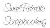 Sweet Retreats Scrapbooking